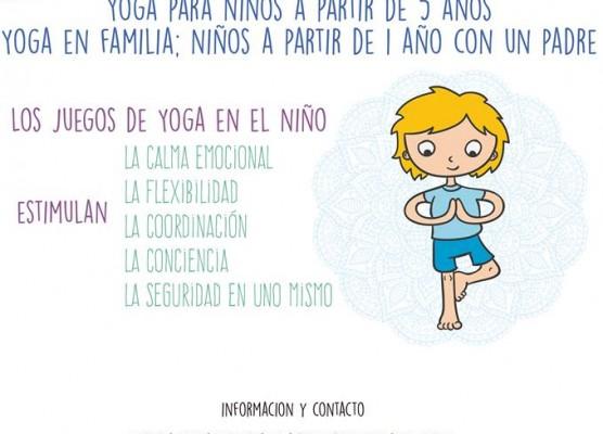 yoga en familia guarderia bababa zamora